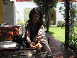 MC en Arequipa