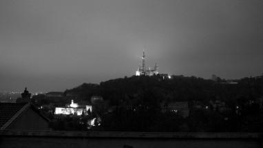... vue de la colline qui travaille