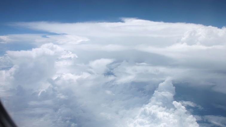Nubes brasileñas