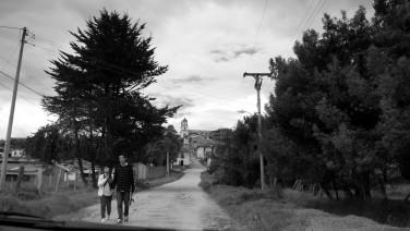 entrando a Guasca