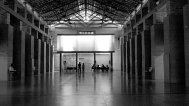 El MAMM - interior de la Fábrica Robledo