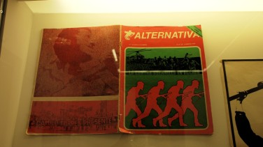 Alternativa - gráfica Taller 4 Rojo