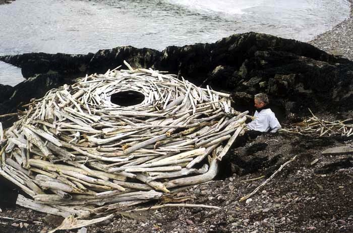 Andy Goldsworthy - from Rivers and Tides