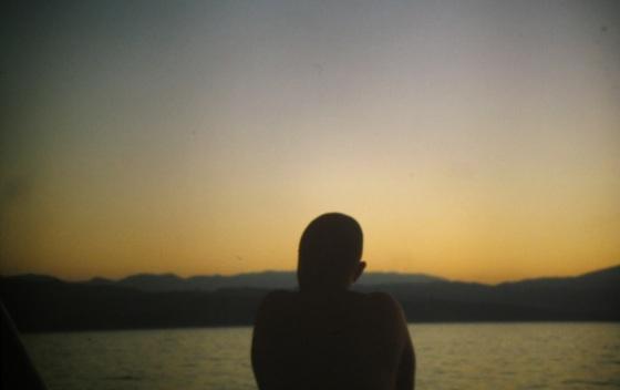 Hacia más formas modulares: cruzando el Egeo, verano de 2000.