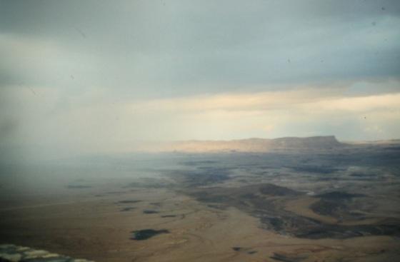 En la categoría: Mitzpeh Ramon, Negev, Israel. Enero de 1997.