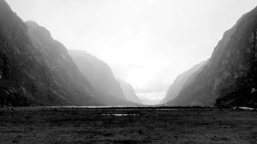 valle de los lagos Llanganuco (base a 4 mil metros)