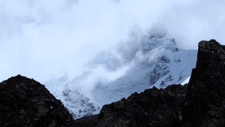 cara norte del Huascarán