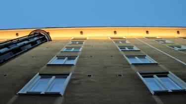 Helsinki, casi a medianoche